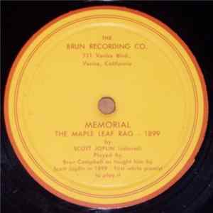 Brun Campbell - Memorial The Maple Leaf Rag mp3