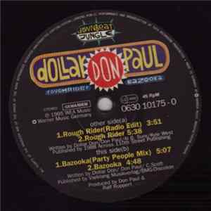 Dollar Don Paul - Rough Rider / Bazooka mp3
