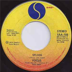 Focus - Sylvia / Love Remembered mp3